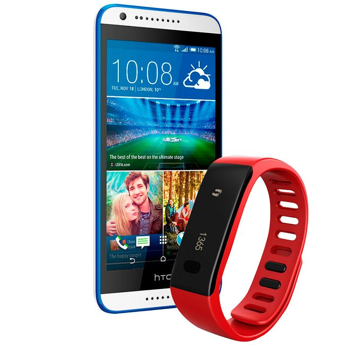 HTC-Desire-620---Banda-Deportica-ZEFit-Mykronoz-de-REGALO