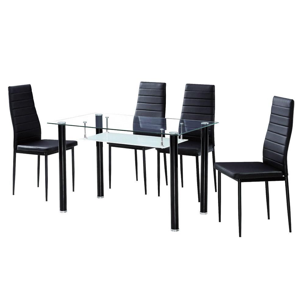 Comedores 4 sillas