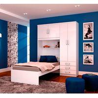 Placard-con-cama-incorporada-blanco