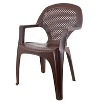Silla-Vienna-en-resina-color-marron
