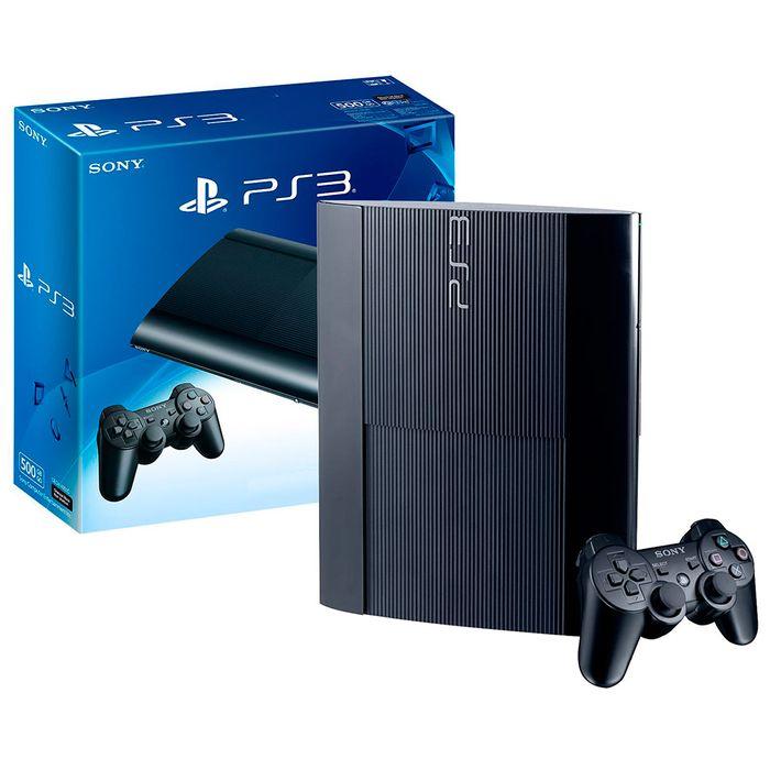 Consola-SONY-PS3-500-GB