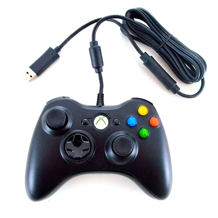 Joystick-con-cable-MICROSOFT-para-XBOX