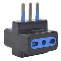 Adaptador-modular-c-led-sl1023-negro-HOME-LEADER