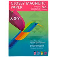 Papel-WAM-Glossy-foto-magnetico-A4-690-g-5-hojas