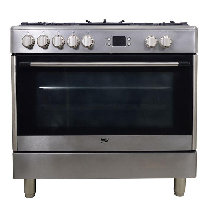 Cocina beko horno el ctrico mod gm15321 geant for Horno electrico dimensiones