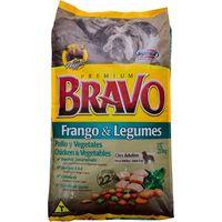 Alimento-para-perros-BRAVO-pollo-y-legumbres-20-kg