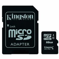 Tarjeta-micro-sdhc-16-GB-KINGSTON-clase-4--------------