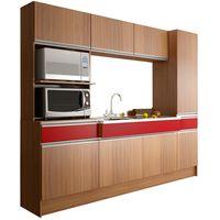 Cocina-compacta-Mod.-stefani-color-ebano-bordo-198x224x52cm