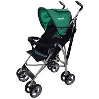 Coche-par-INFANTI-Mod.-h108-negro-verde