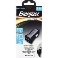Cargador-auto-ENERGIZER-2-USB-con-cable-micro-2.4A-negro