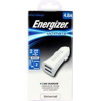 Cargador-auto-ENERGIZER-2-USB-4.8A-blanco------------