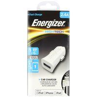 Cargador-auto-ENERGIZER-USB-con-cable-Lightning-2.4A-blanco