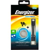 Cable-llavero-ENERGIZER-USB-MicroUSB-negro--------
