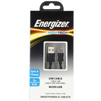 Cable-USB-MicroUSB-ENERGIZER-2-m-negro----------