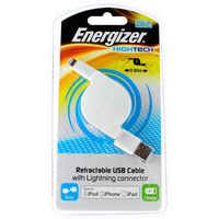 Cable-retractil-USB-Lightning-ENERGIZER-0.90-m-blanco