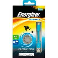 Cable-llavero-ENERGIZER-USB-Lightning-azul--------