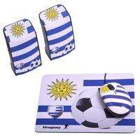Combo-KOLKE-Mod.-KMPP-100-mouse---Mousepad---Parl-Uruguay-