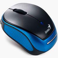 Mouse-inalambrico-GENIUS-Mod.-9000R-Micro-negro-y-azul