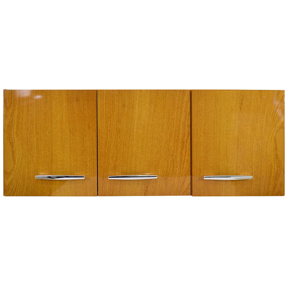 Armario A Reo Cerejeira 3 Puertas Con Estantes 120x47x30 Cm Geant # Geant Muebles De Cocina