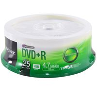 Bulk-x-25-DVD-R-SONY