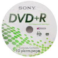 Bulk-x-10-DVD-R-SONY