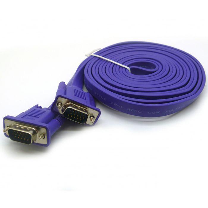Cable-VGA-HAVIT-M-M-3-m-plano