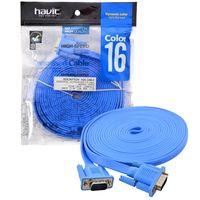 Cable-VGA-HAVIT-M-M-5-m-plano
