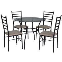 5-unidades-de-juego-de-comedor-El-vidrio-templado-con-tubo-de-acero-Dimensiones-de-la-mesa--90x90x76cm-tamaño-de-la-silla---