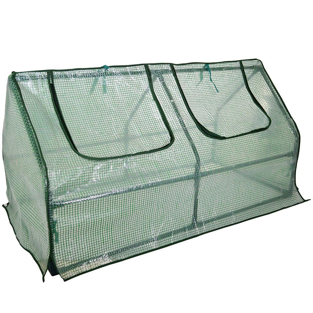 Invernadero mod casa para plantas 120x60x60 cm geant - Invernadero para casa ...