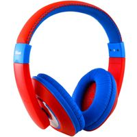 Auriculares-para-niños-TRUST-rojo-y-azul