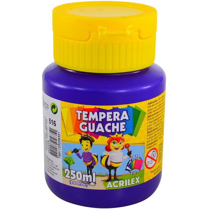 Tempera-escolar-ACRILEX-250-ml-violeta