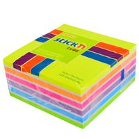 Block-STICK-cubo-76-x-76-mm-fluo-7-colores-400-hojas
