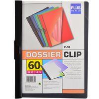 Carpeta-con-clip-A4-PLUS-OFFICE-60-hojas-negro