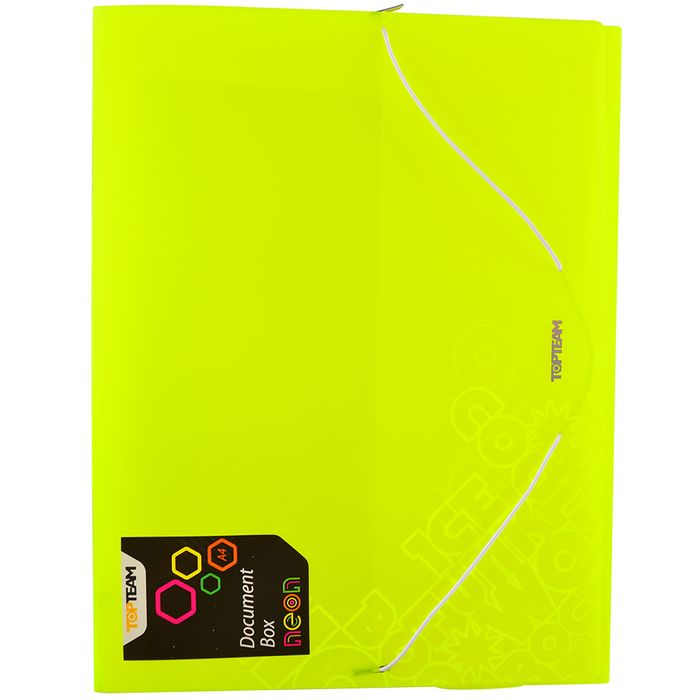 Carpeta-con-elastico-lomo-3-cm-neon-amarilla