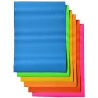 Carton-corrugado-CAMPUS-A4-6-colores-fluo