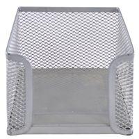Porta-cubo-metalico-plateado