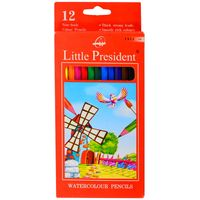Lapices-de-colores-L.PRESIDENT-acuarelables-12-un
