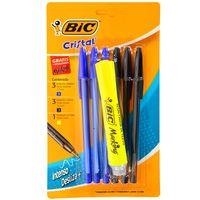 Boligrafo-BIC-6-un---destacador-de-regalo