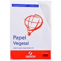 Papel-de-calco-vegetal-CANSON-x-10-hojas-95-g