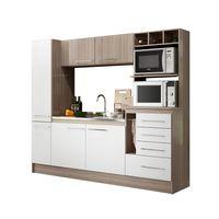 Cocina-compacta-Kim-combinada-alta-gama-192-x-223-x-53-cm