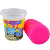 Masa-de-moldear-ACRILEX-soft-fluo-500g-rosa