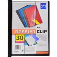 Carpeta-con-clip-A4-PLUS-OFFICE-30-hojas-negro