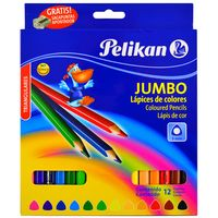 Lapices-de-colores-PELIKAN-JUMBO-triangulares-12-un.