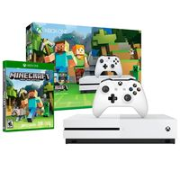 Consola-XBOX-One-4K-Slim-500Gb-con-Minecraft