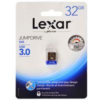 PENDRIVE-LEXAR-S45-32GB-NANO-USB-3.0--------------