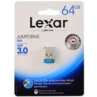 PENDRIVE-LEXAR-S45-64GB-NANO-USB-3.0--------------