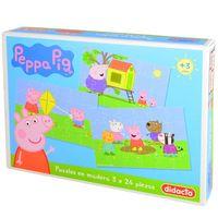3-PUZZLES-EN-MADERA-X-24-PCS-PEPPA-PIG------------