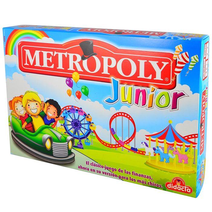METROPOLY-JUNIOR----------------------------------