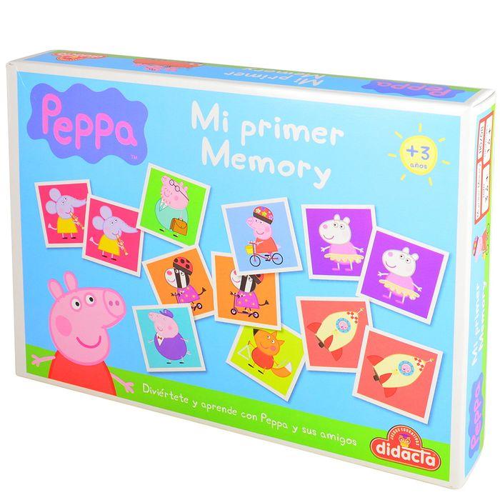 PEPPA-PIG-MI-PRIMER-MEMORY------------------------