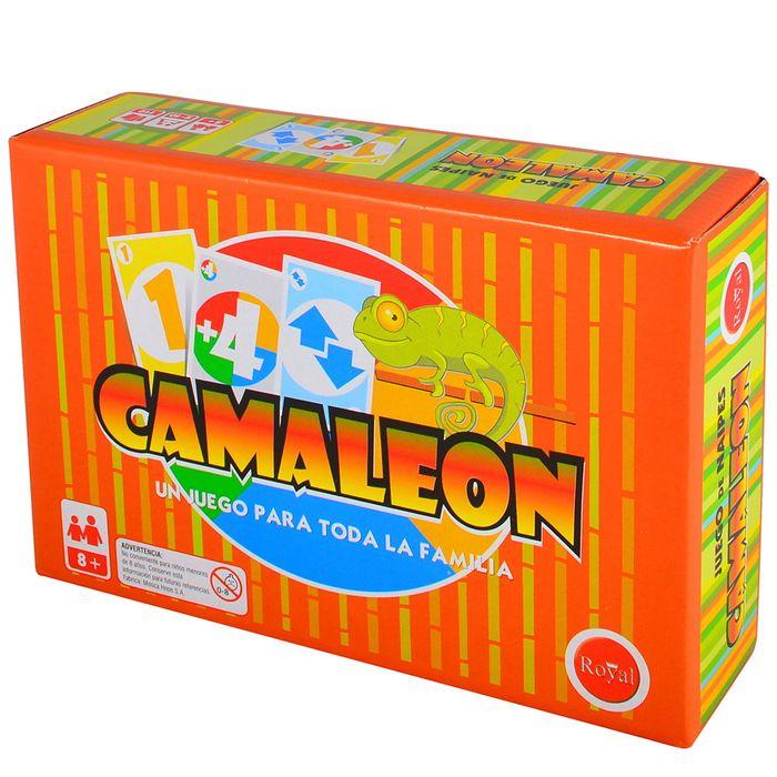 CAMALEON---UN-1-UN--------------------------------
